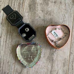 NWT Brighton Bracelet with Charms